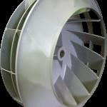 Impeller with Speedbrake
