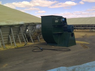 MA series grain fans